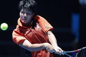Thailand's Luksika Kumkhum hopes her progress to the third round of a Grand Slam for the first time will revive interest in the sport in her country.
