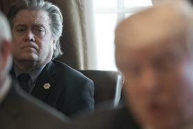 Russia probe: Bannon says White House told him not to talk