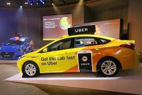 Uber-ComfortDelGro new service UberFlash launched