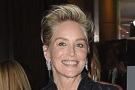 Sharon Stone shines again in new TV series after stroke struggle