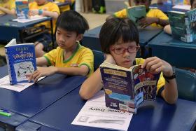 Singapore primary school pupils rank No. 2 in global reading test