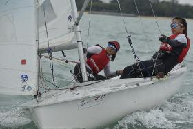 Sailors Yokoyama, Teo determined to clear obstacles to realise dreams