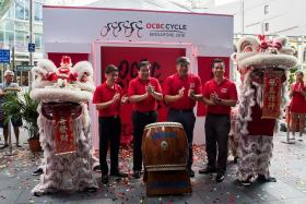 OCBC Cycle to offer Mobikes for rental