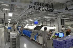 New processing centre keeps cash eco system up and running
