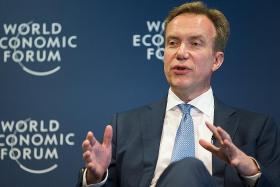 WEF chief: We face common global challenges but cooperation lacking