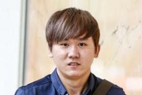 Salesman Koh Rong Guang (above)