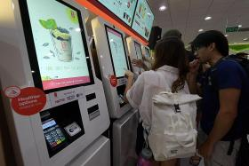 Cashless payment, healthier choices at Gong Cha's NUS UTown outlet
