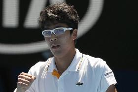 Chung could end Big Four's dominance