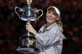 Caroline Wozniacki will become the new world No. 1 when the rankings are announced on Monday.