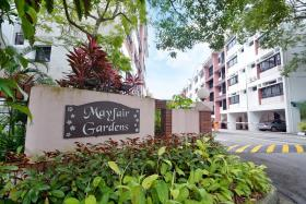 Mayfair Gardens was a sizeable collective sales site for Oxley last year.