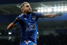 Leicester's Riyad Mahrez has submitted a transfer request and has been linked with Manchester City.