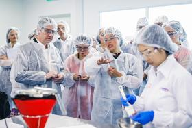 World's No 2 confectionary firm opens state-of-the-art facility here