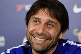 Antonio Conte insists that he is still the best man for the job at Chelsea.