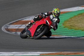 Ducati's new Panigale V4 S: A track star is born