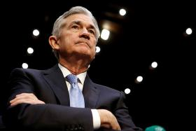 Powell takes over as Federal Reserve chair