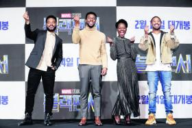 Chadwick Boseman on the secrecy behind his Black Panther casting
