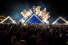 Sensation dance music festival debuts in Singapore in September