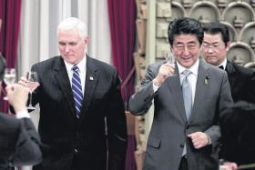 US to unveil 'toughest sanctions ever' on N. Korea: Pence