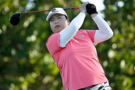 World No.1 Chinese golfer Feng raring to up her game
