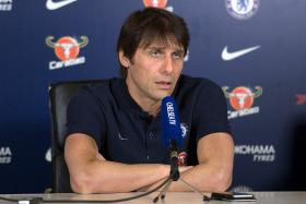 Antonio Conte said he wants to make sure that the 4-1 defeat by Watford does not happen again.