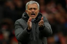 Jose Mourinho says he should be given an award for being the best-behaved manager on the touchline.