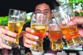 Flushed when drinking? There could be cancerous consequences