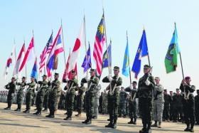 6,800 US soldiers take part in Cobra Gold military exercise