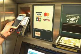 Cash top-ups at MRT passenger service centres to be phased out