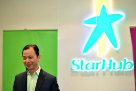 Tan Tong Hai, chief executive officer of StarHub Limited, bought more than half a million worth of the company's shares from the open market.