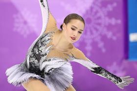 Friendship on ice as skate buddies Medvedeva, Zagitova prepare for war