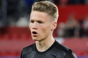 Mourinho hails McTominay after leaving out Pogba for Sevilla draw