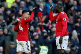 Neil: Humphreys: Lingard pinches lucky win for Man United