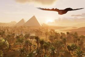 Ancient Egypt shines in video game's new educational mode