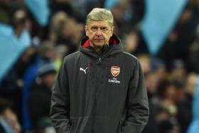 Arsenal manager Arsene Wenger said Vincent Kompany's goal should have been ruled offside.