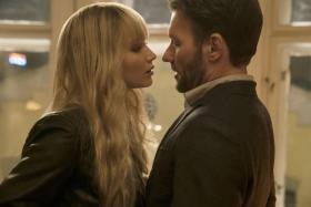 Movie Review: Red Sparrow