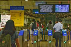 Commuters hit by double whammy - DTL delays and Grab app glitch