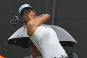Wie shines in first round of HSBC Women's World Championship