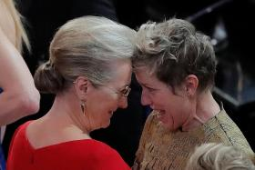 Oscars head-to-head