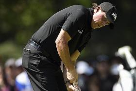 Phil now eyes the Masters