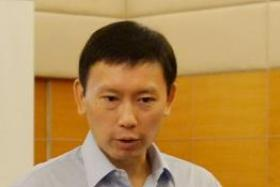 Minister of State Chee Hong Tat.