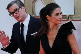 Firth's wife reveals past with alleged stalker