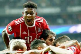 Bayern eyeing another Treble