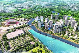 Kepple Land buys up remaining Saigon Sports City stake for $15m