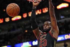 LeBron joins exclusive triple-double club