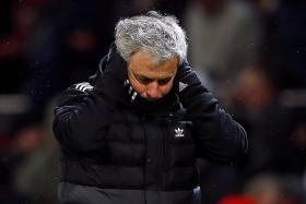 Mourinho's blast an ominous sign: Richard Buxton