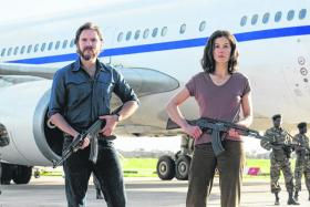 Movie reviews: 7 Days To Entebbe, The Leisure Seeker
