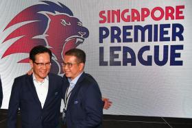 S.League renamed the Singapore Premier League