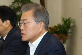 Three-way summit with North Korea, US possible, says South Korea