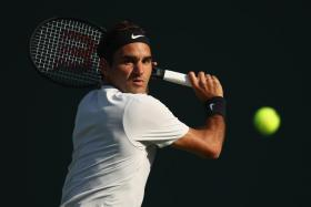 Roger Federer had also skipped the clay-court season last year.