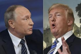 US gets tough on Russia but is Trump on board?